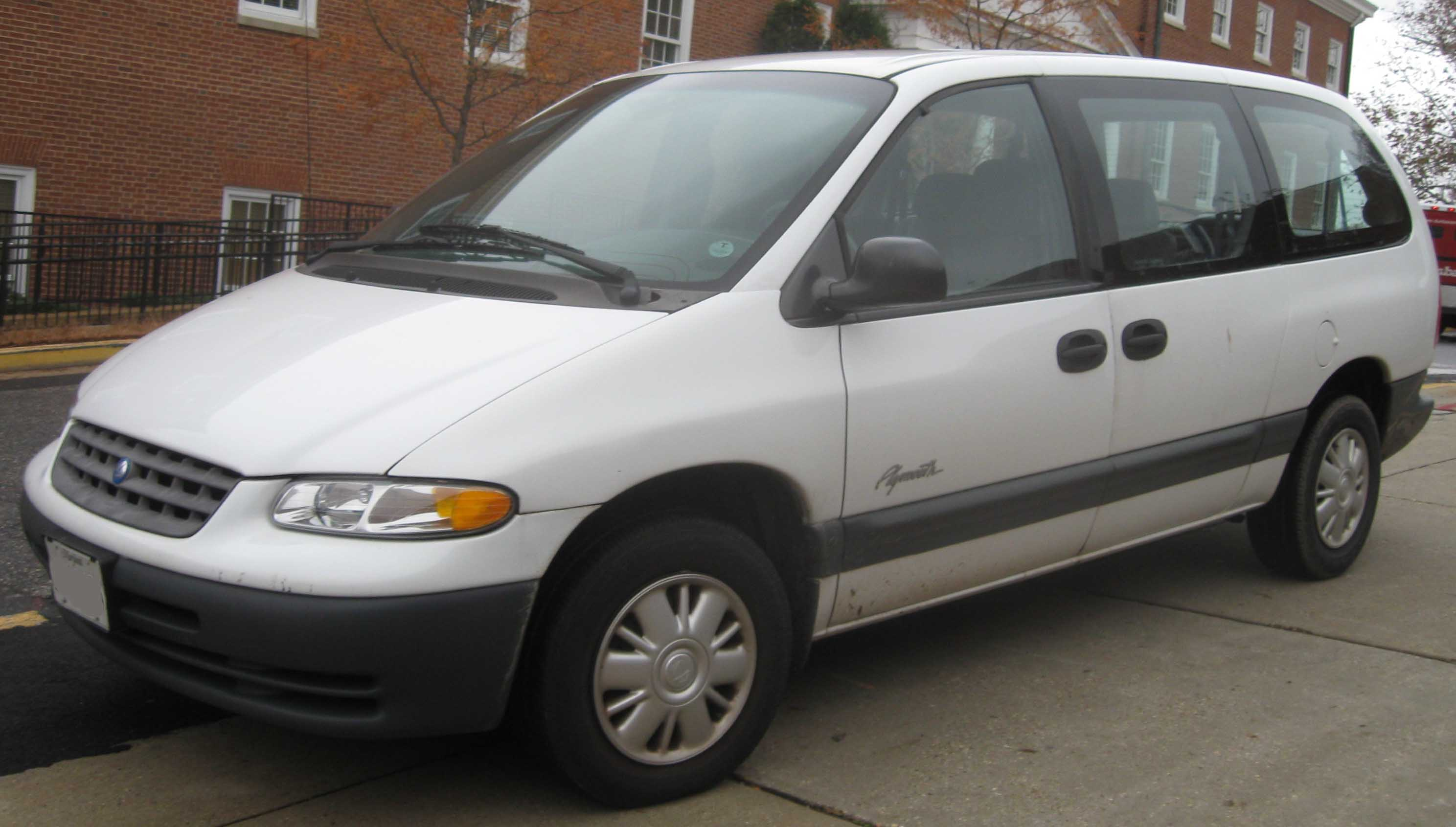 Pictures of plymouth grand voyager #11