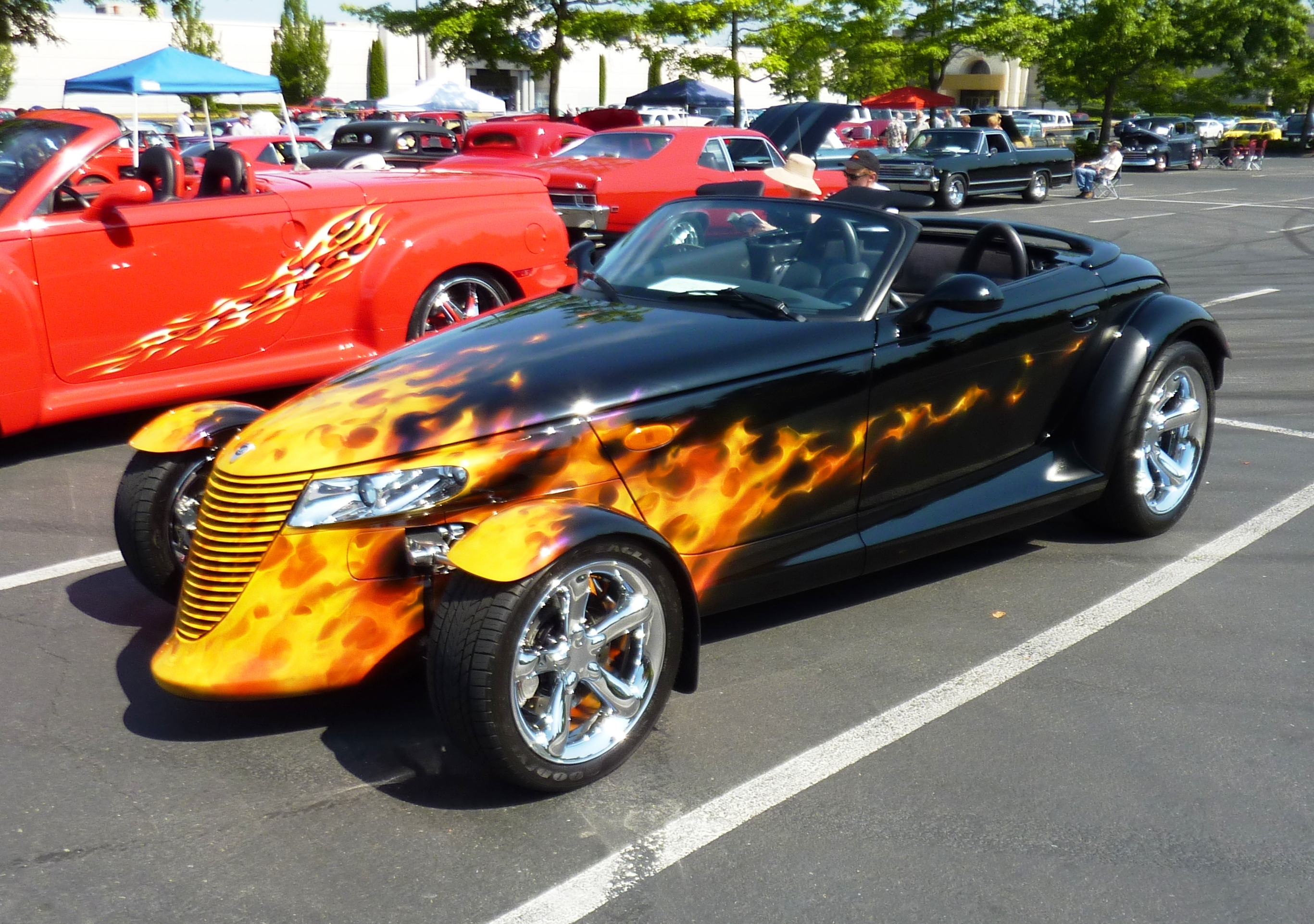 Pictures of plymouth prowler #6