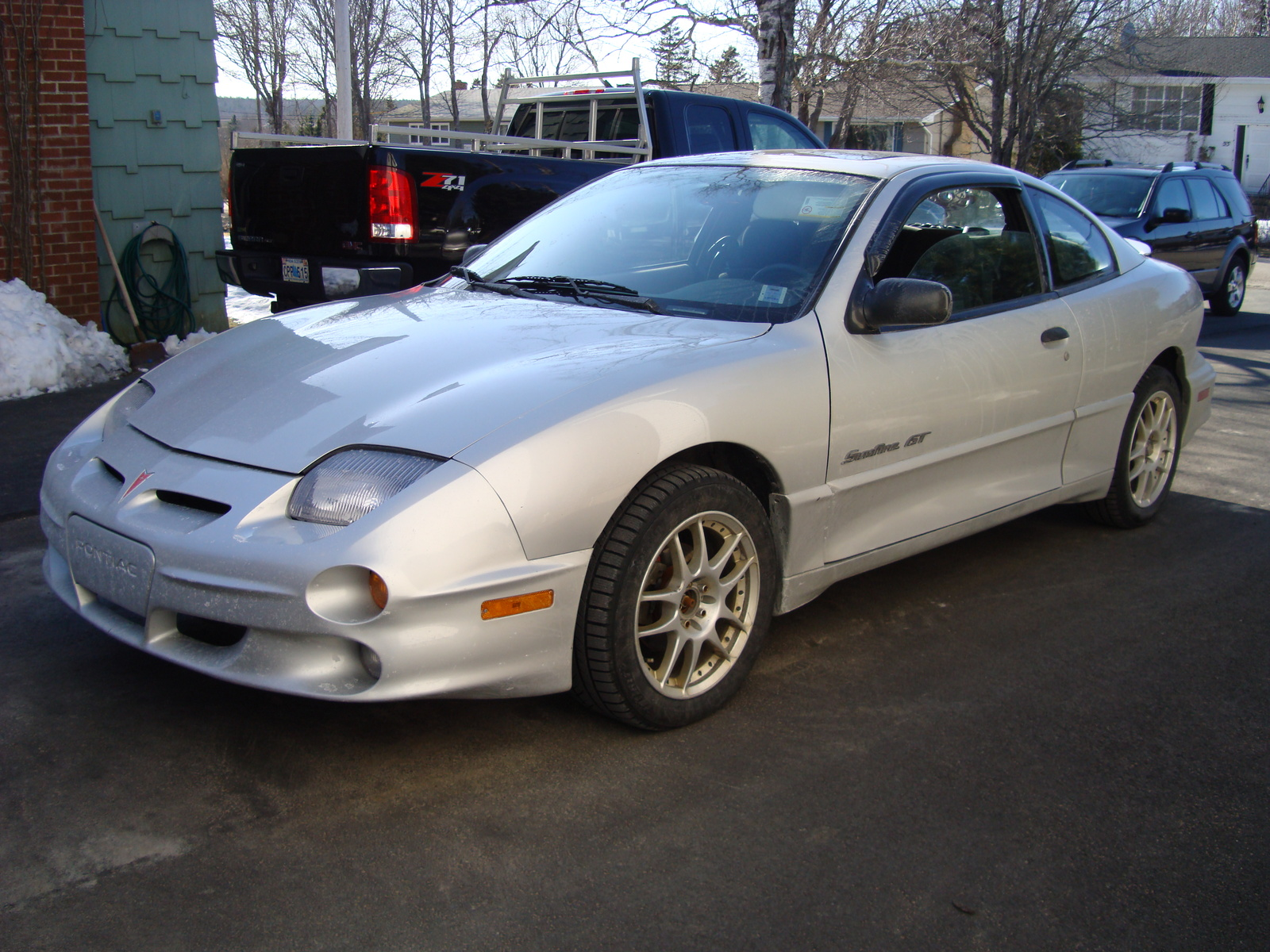 2002 pontiac sunfire coupe pictures information and. Black Bedroom Furniture Sets. Home Design Ideas