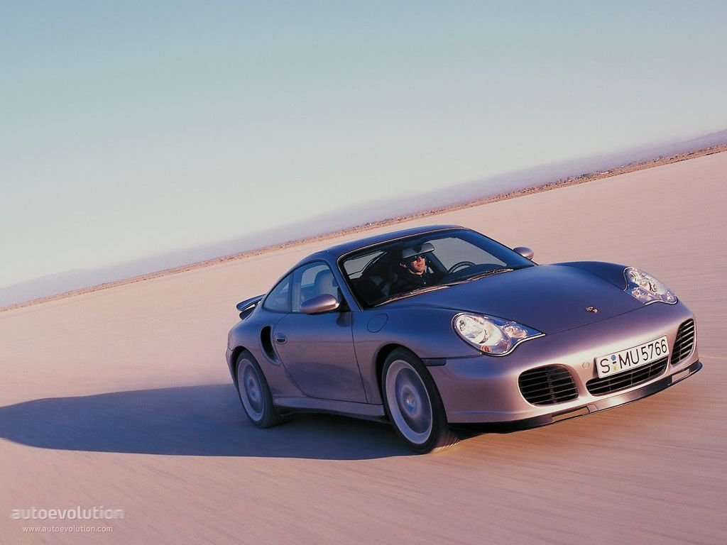Pictures of porsche 911 turbo (996) 2000 #1