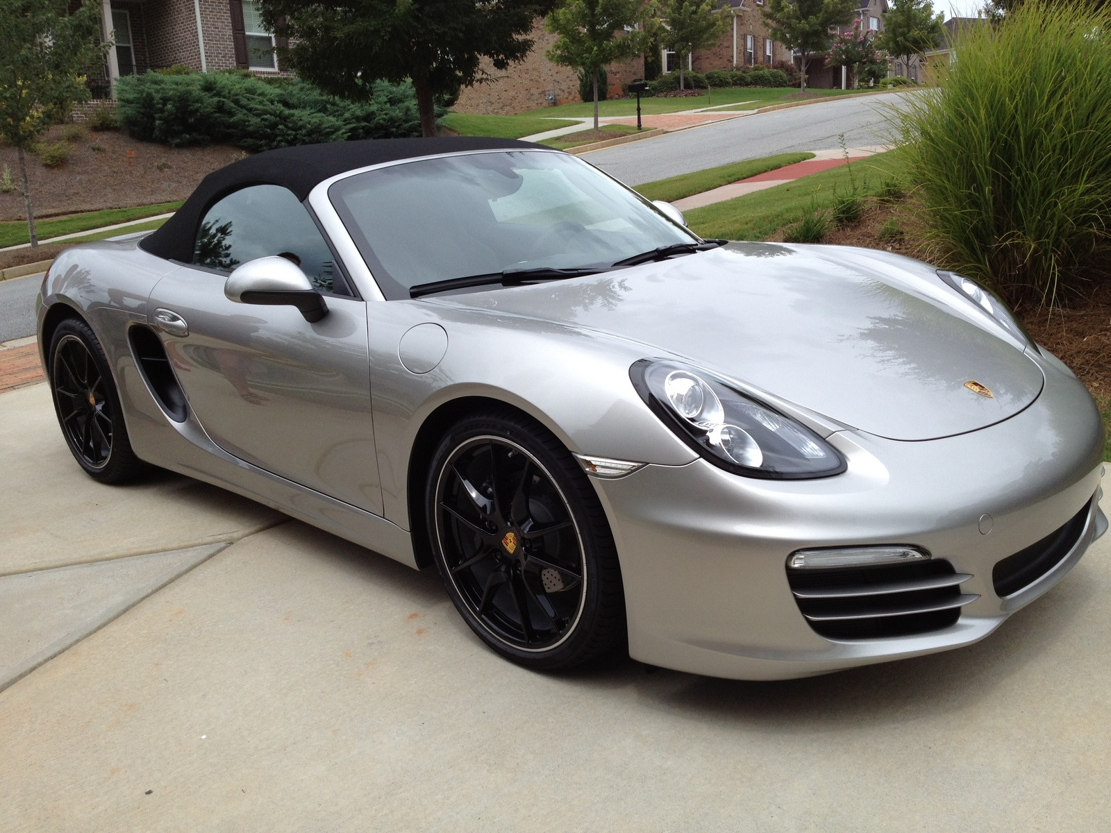 Pictures of porsche boxster