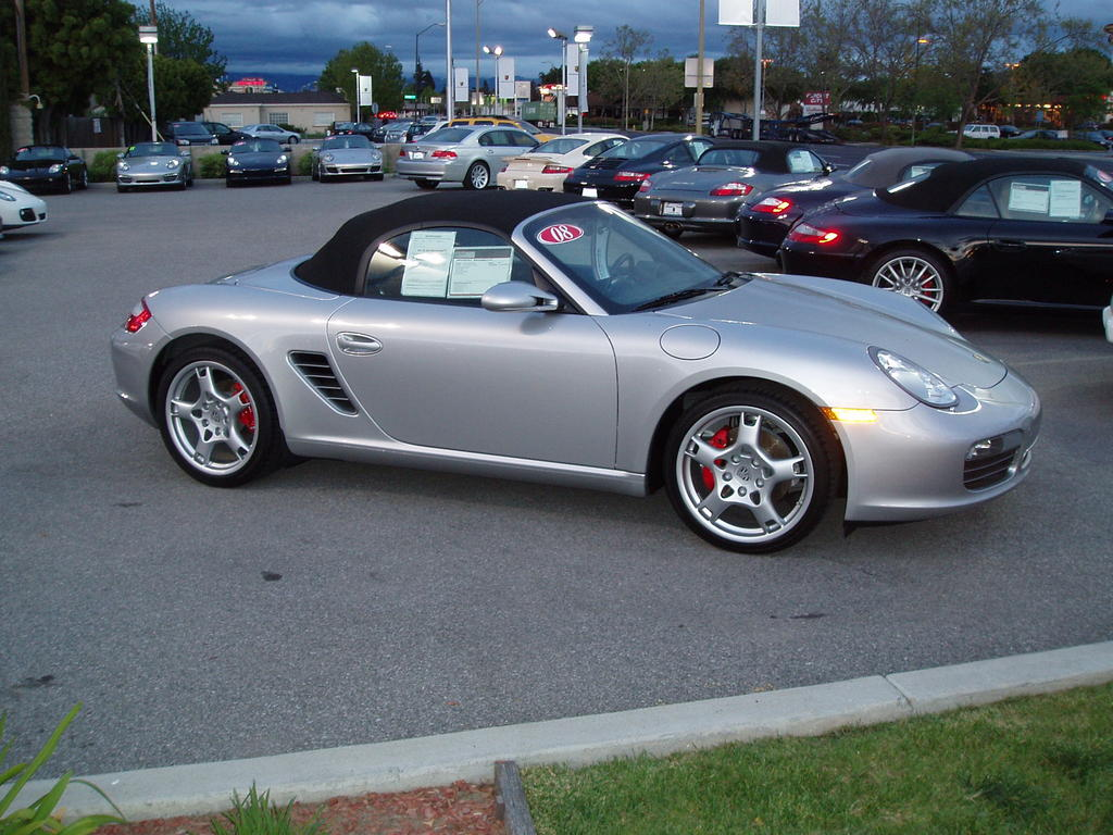 Pictures of porsche boxster (986/987) 2015