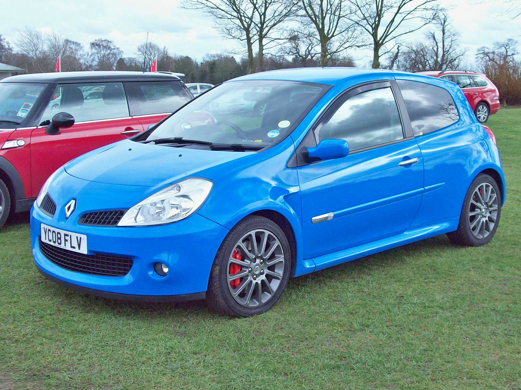 2008 renault clio iii sport pictures information and specs auto. Black Bedroom Furniture Sets. Home Design Ideas