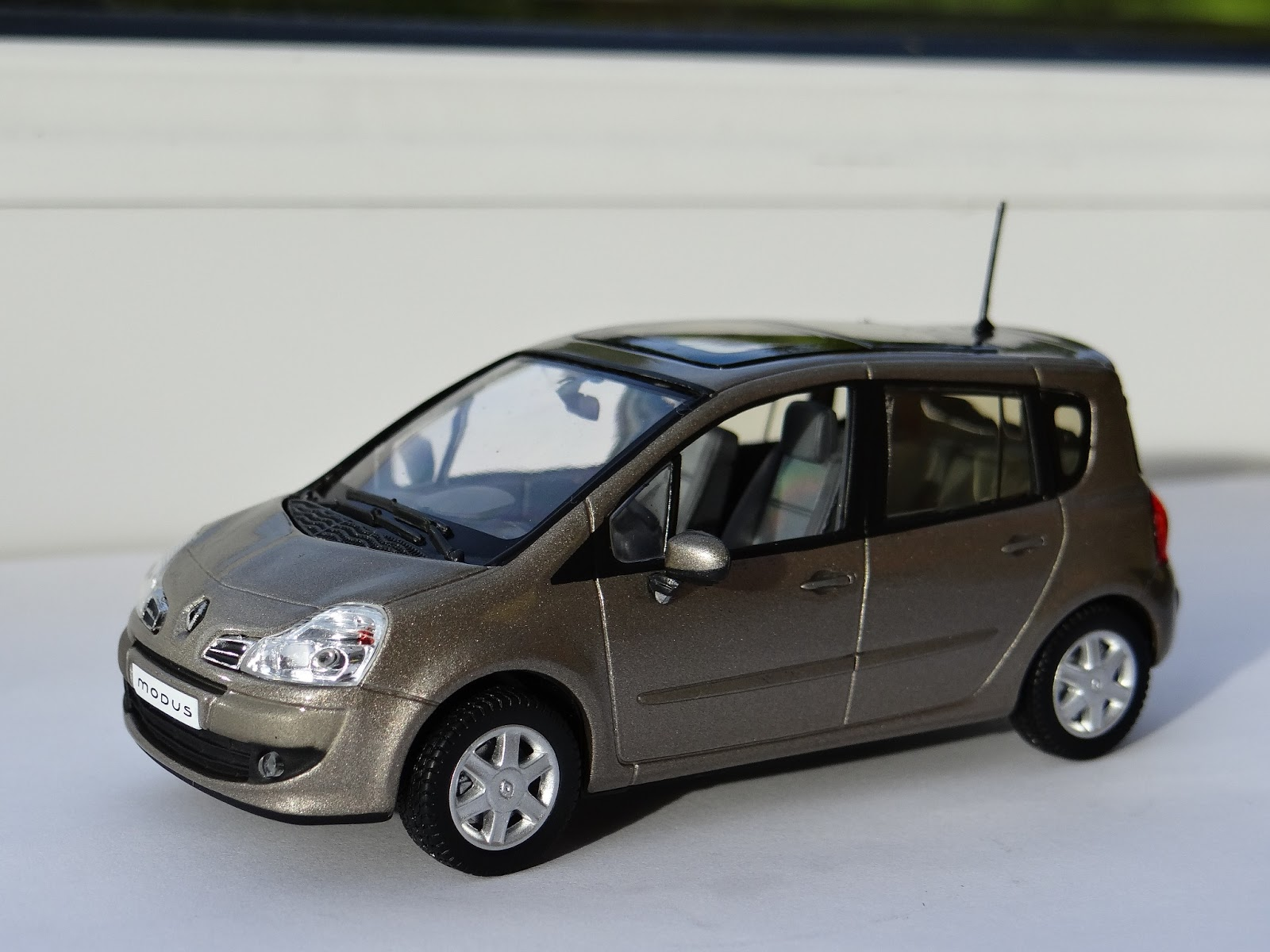Pictures of renault grand modus 2013 #1