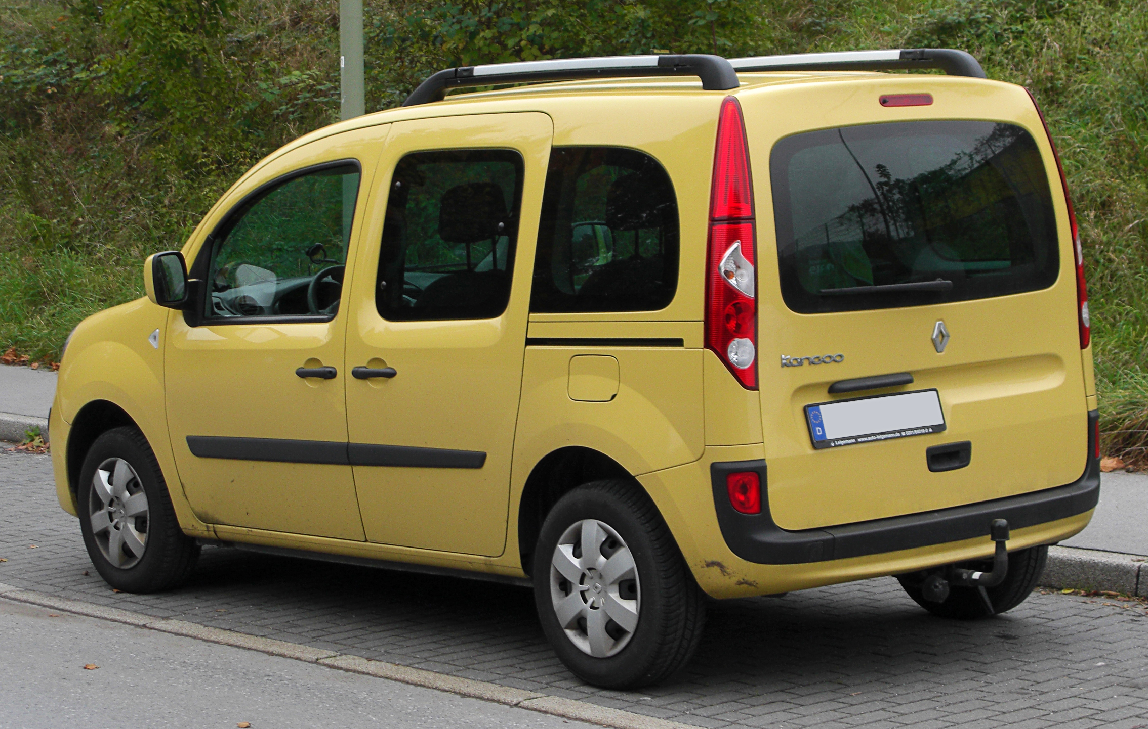 2006 renault kangoo i kc pictures information and specs auto. Black Bedroom Furniture Sets. Home Design Ideas
