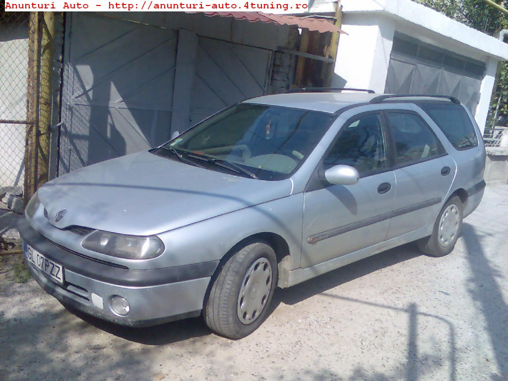 Pictures of renault laguna (b56) 1993