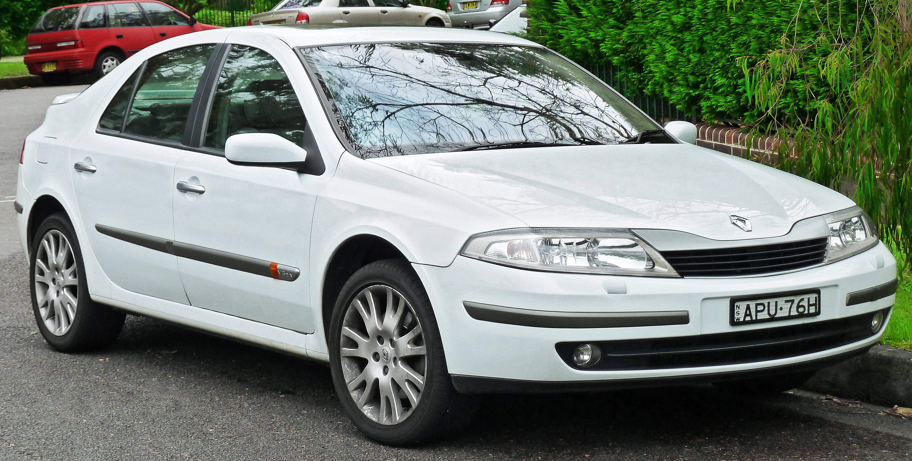 2000 Renault Laguna (b56) – pictures, information and ...