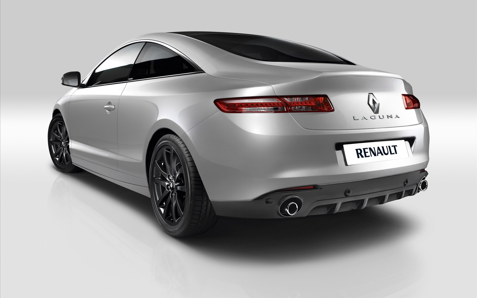 Pictures of renault laguna iii coupe 2012
