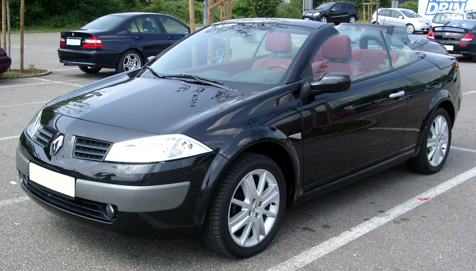 Pictures of renault megane ii 2004