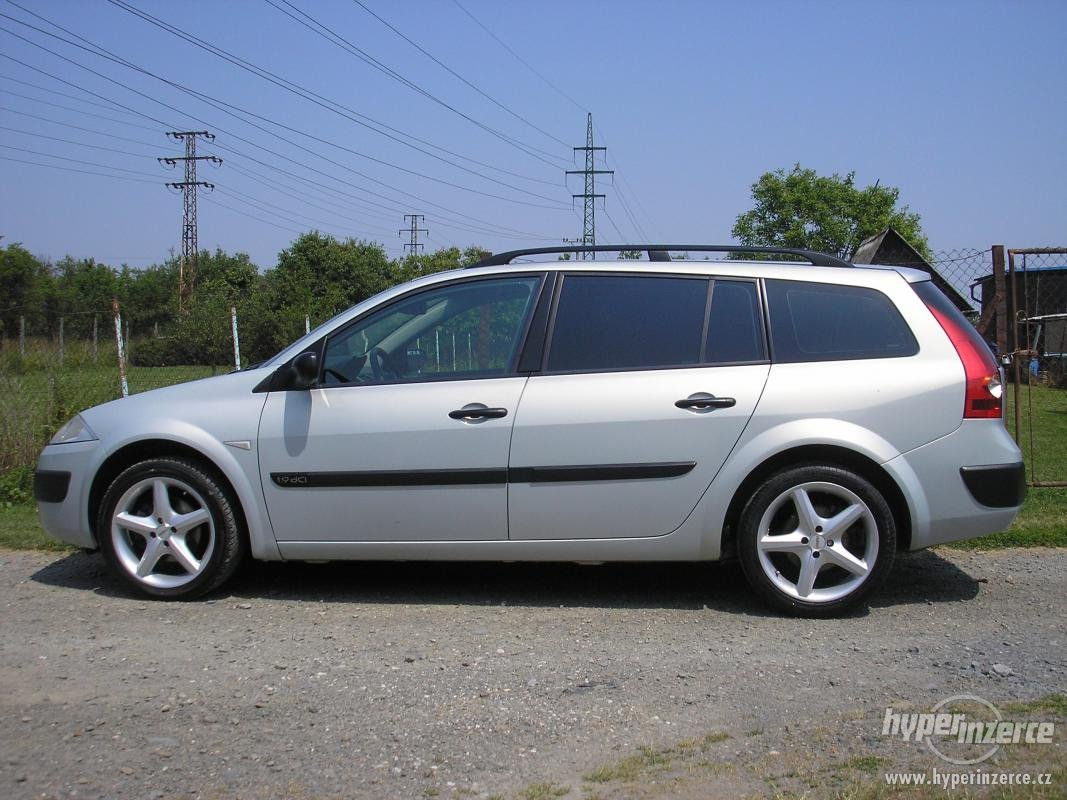 Pictures of renault megane ii 2005