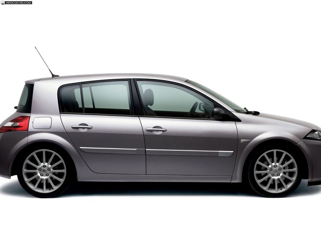 Pictures of renault megane ii 2007