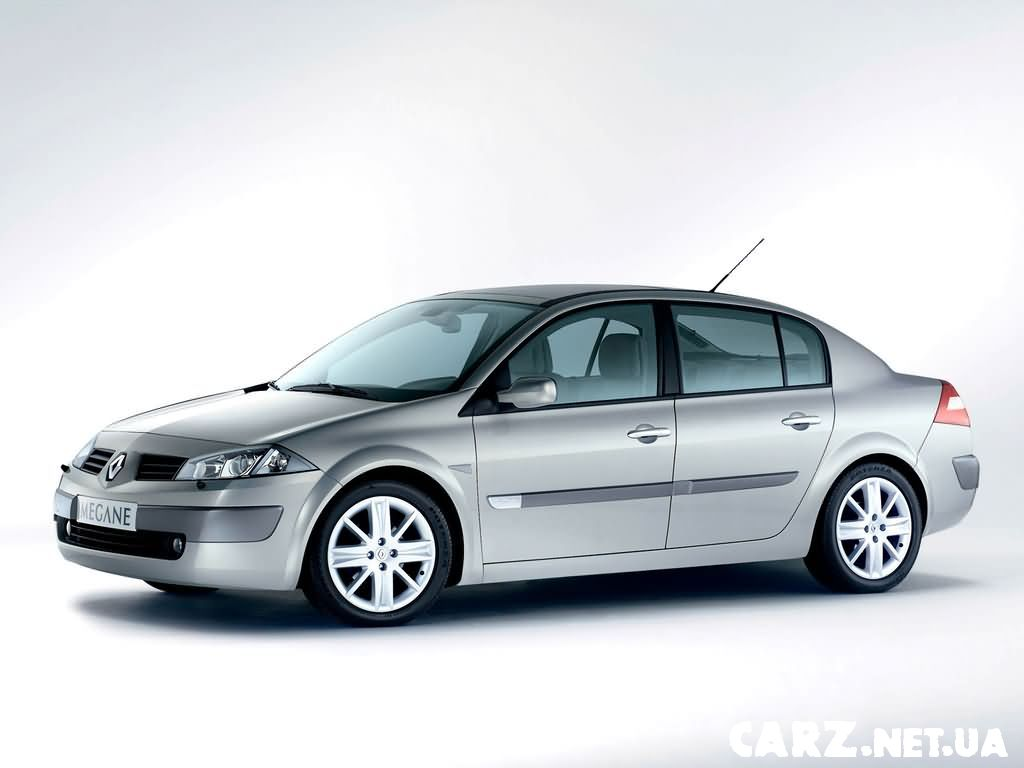 Pictures of renault megane ii classic 2000