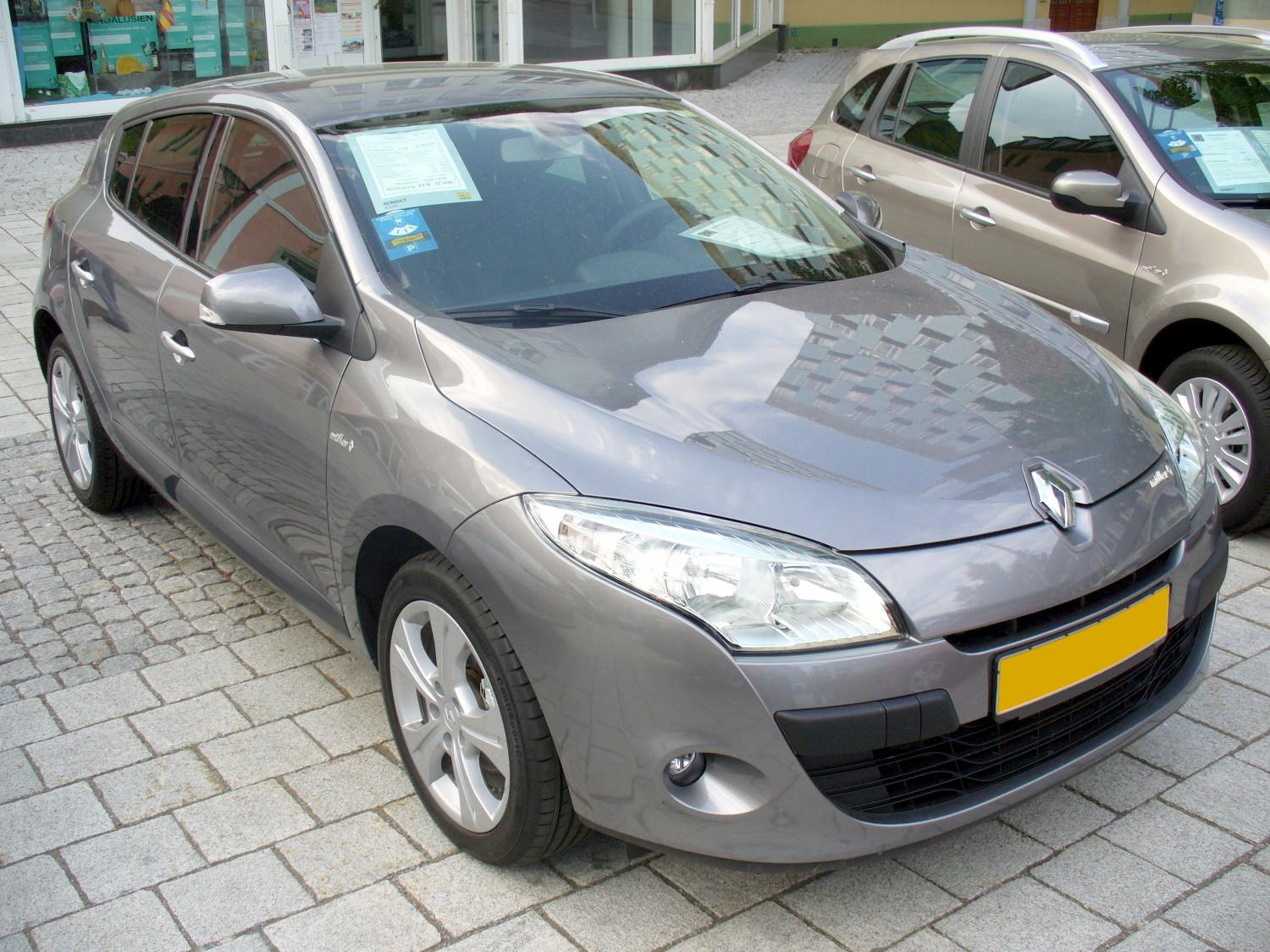 Pictures of renault megane ii classic 2006