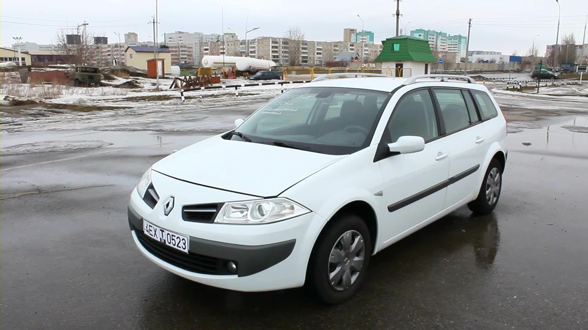 Pictures of renault megane iii 2008