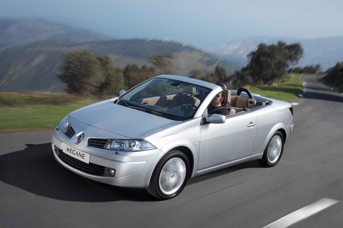 Pictures of renault megane iii cc 2008