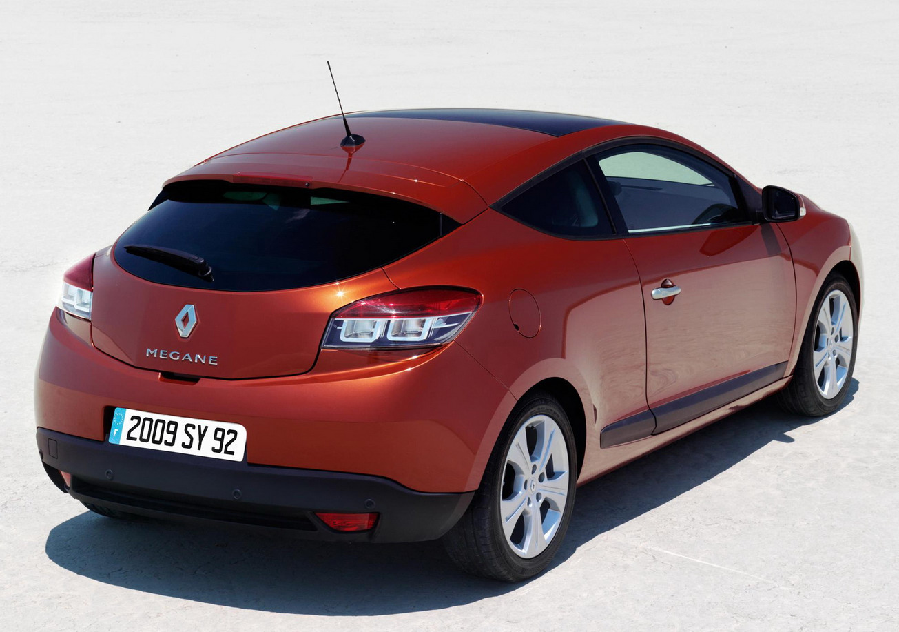 Pictures of renault megane iii coupe 2008