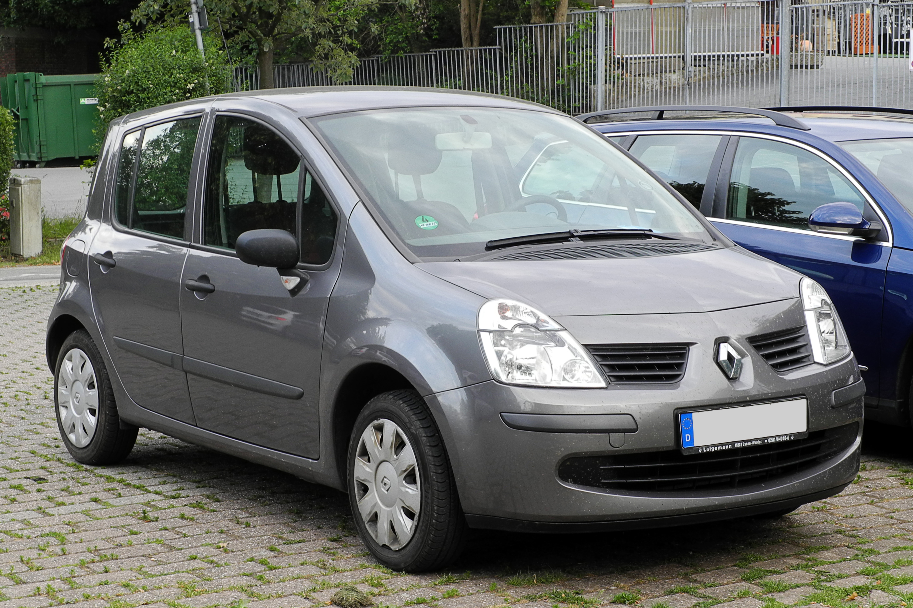 Pictures of renault modus