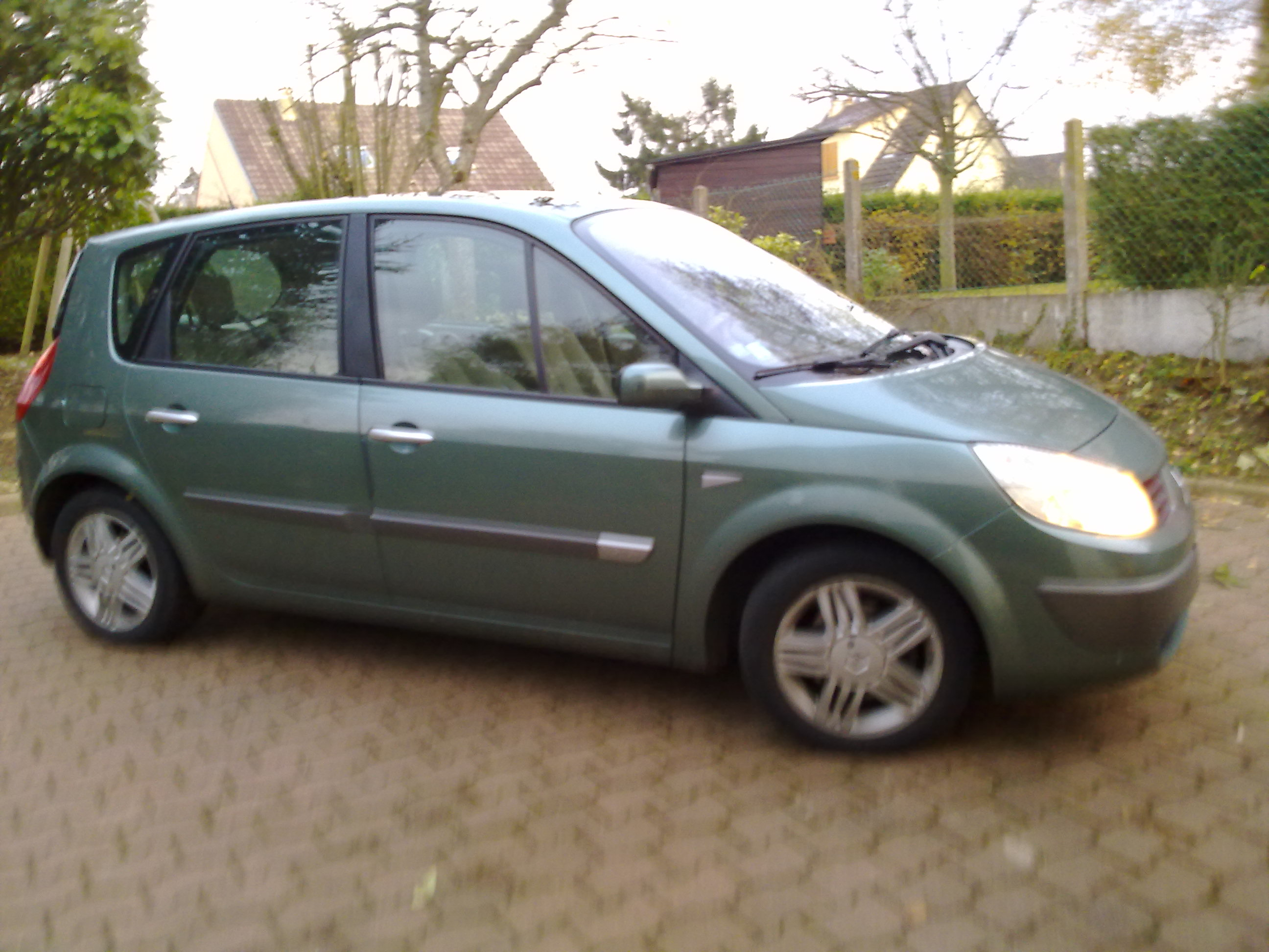 2004 renault scenic ii pictures information and specs auto. Black Bedroom Furniture Sets. Home Design Ideas