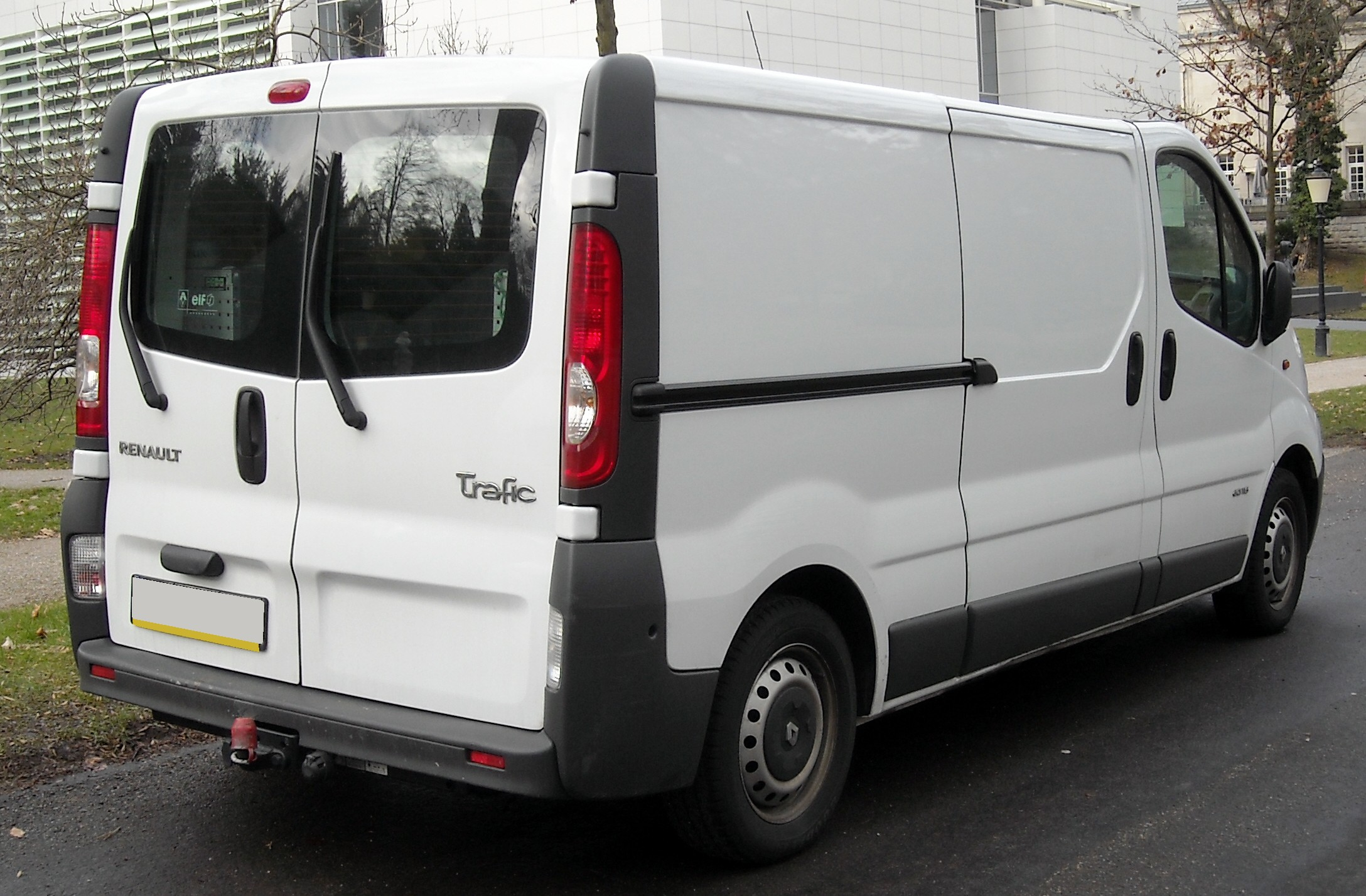 Pictures of renault trafic 2 2009