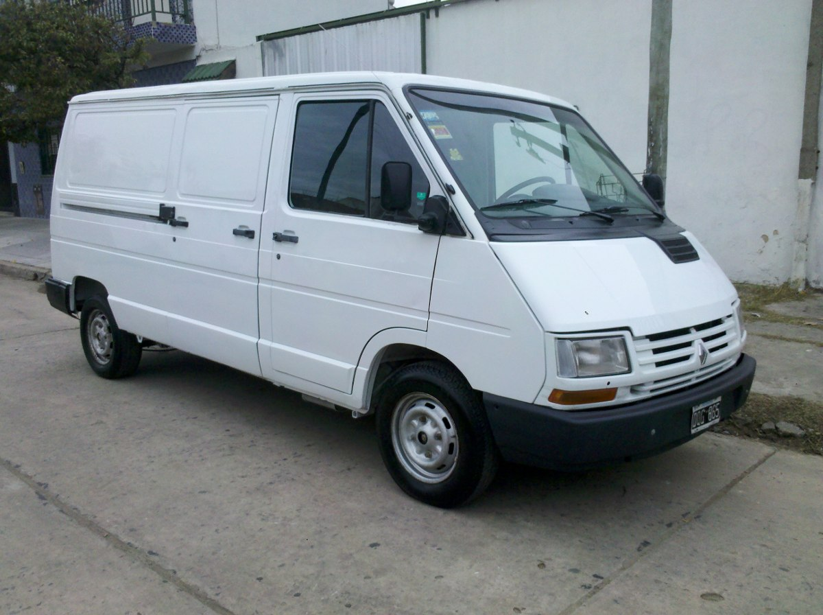 2000 Renault Trafic Pictures Information And Specs