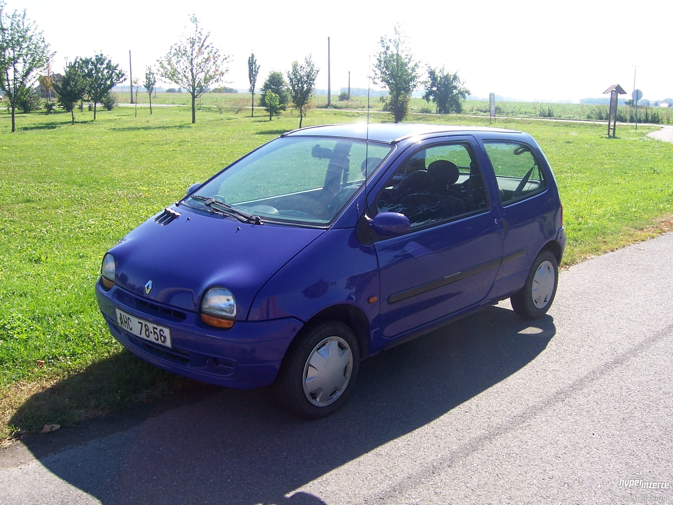 1996 renault twingo c06 pictures information and specs auto. Black Bedroom Furniture Sets. Home Design Ideas