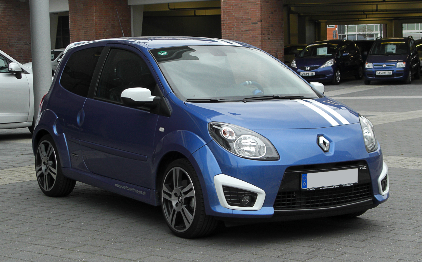 2011 renault twingo ii pictures information and specs auto. Black Bedroom Furniture Sets. Home Design Ideas