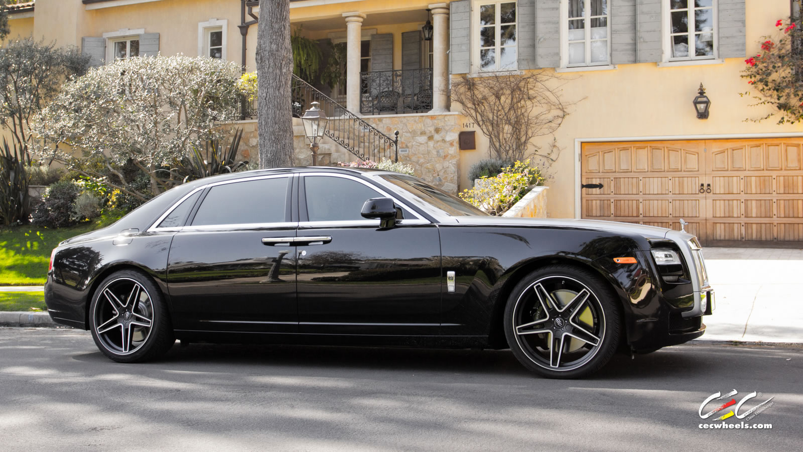 Pictures of rolls-royce ghost #15