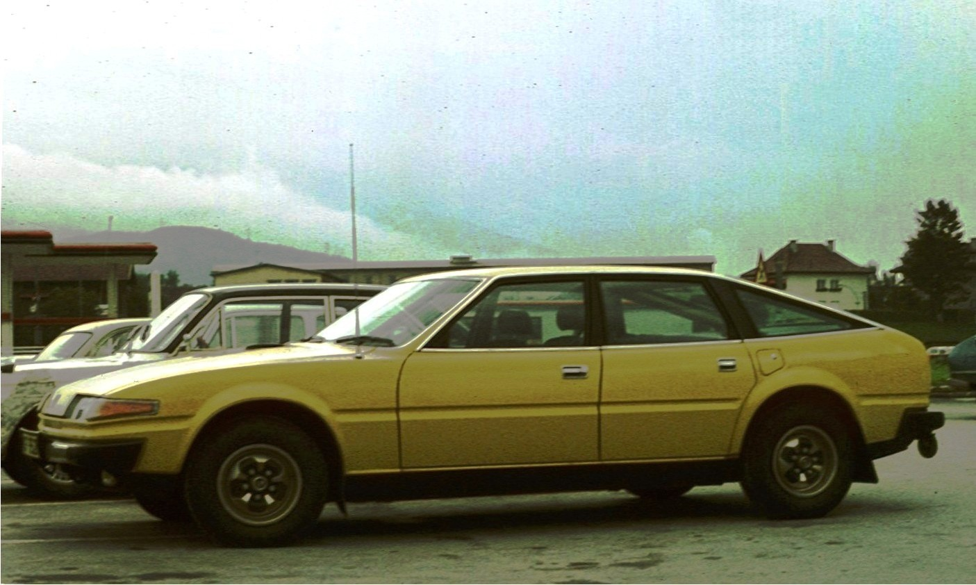 Pictures of rover 2000-3500 hatchback