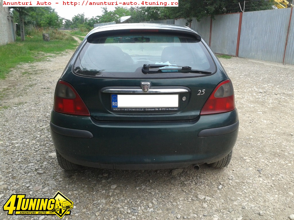 Pictures of rover 25 (rf) 2000 #8