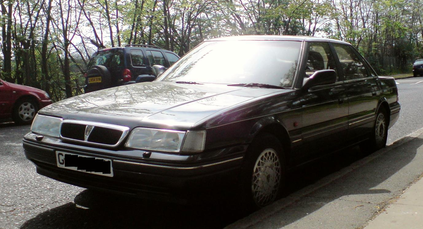 Pictures of rover 800 hatchback 1996 #6