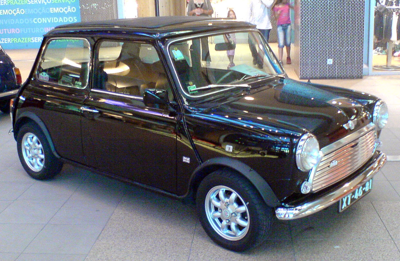 Pictures of rover mini mk i 1993 #5