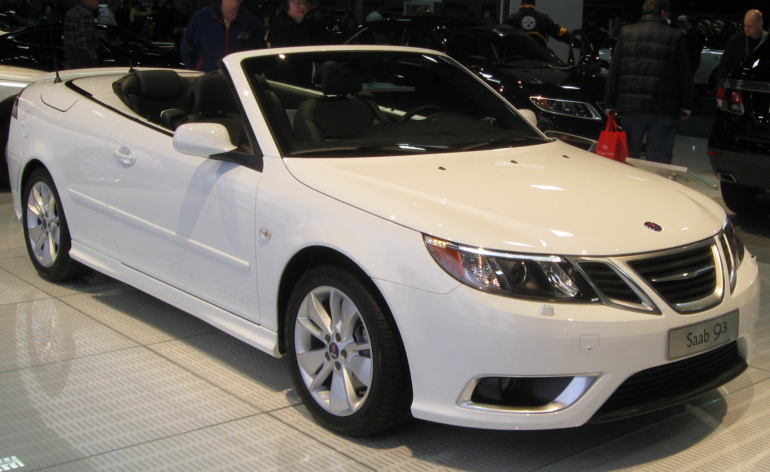 Pictures of saab 9-3 #3