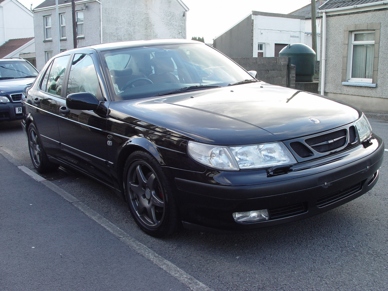 Pictures of saab 9-5 1999 #6