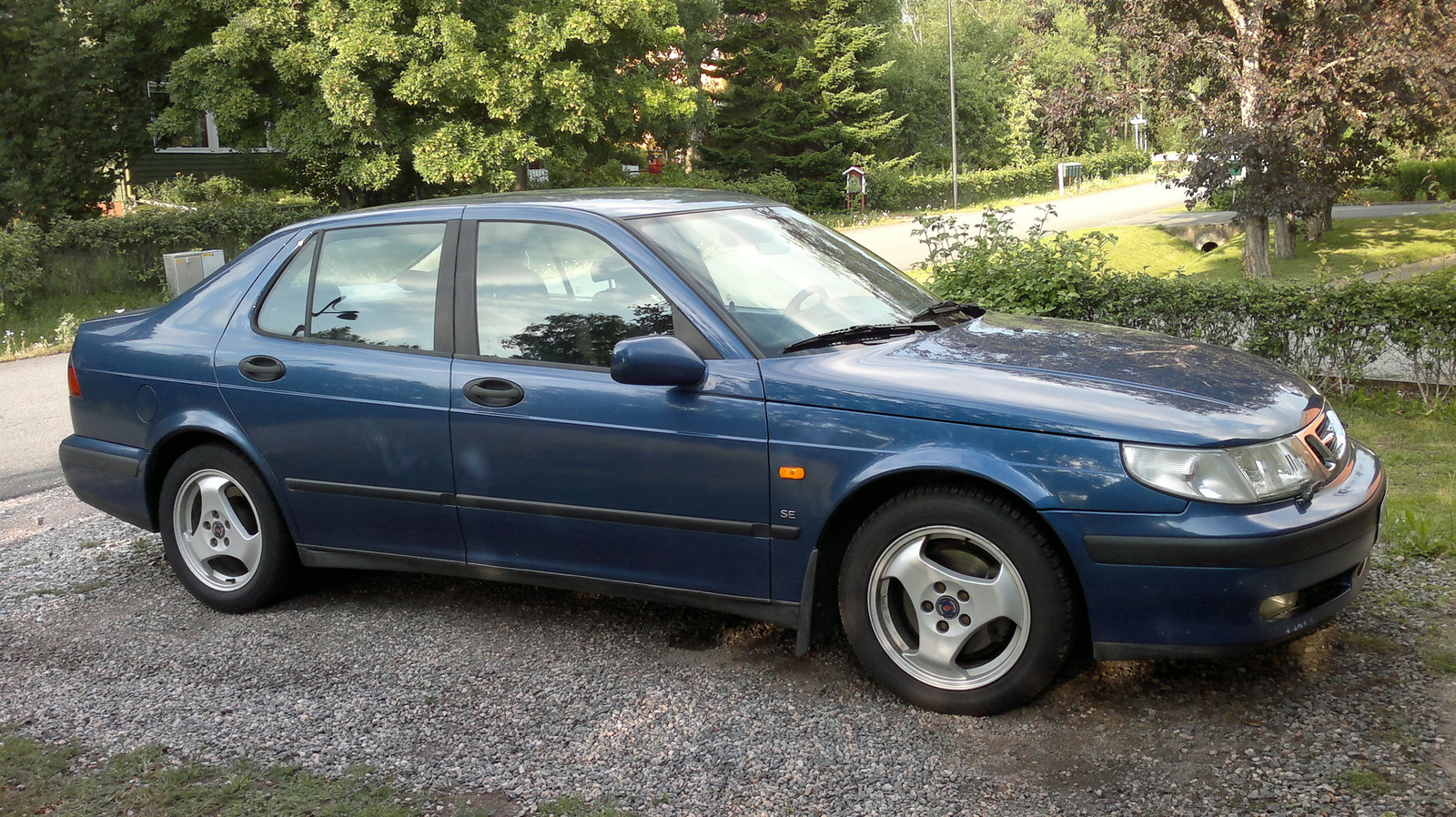 Pictures of saab 9-5 1999 #14