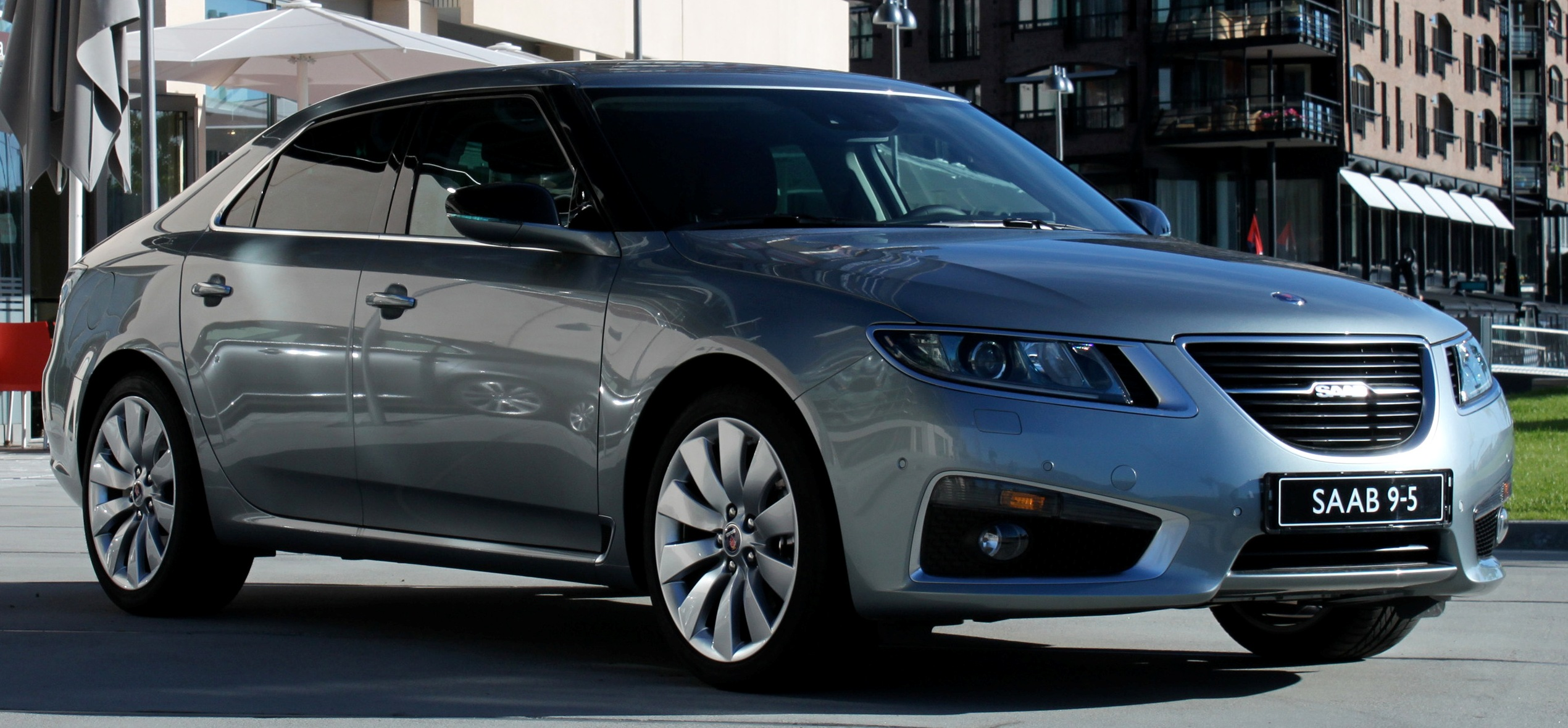 Pictures of saab 9-5 #6
