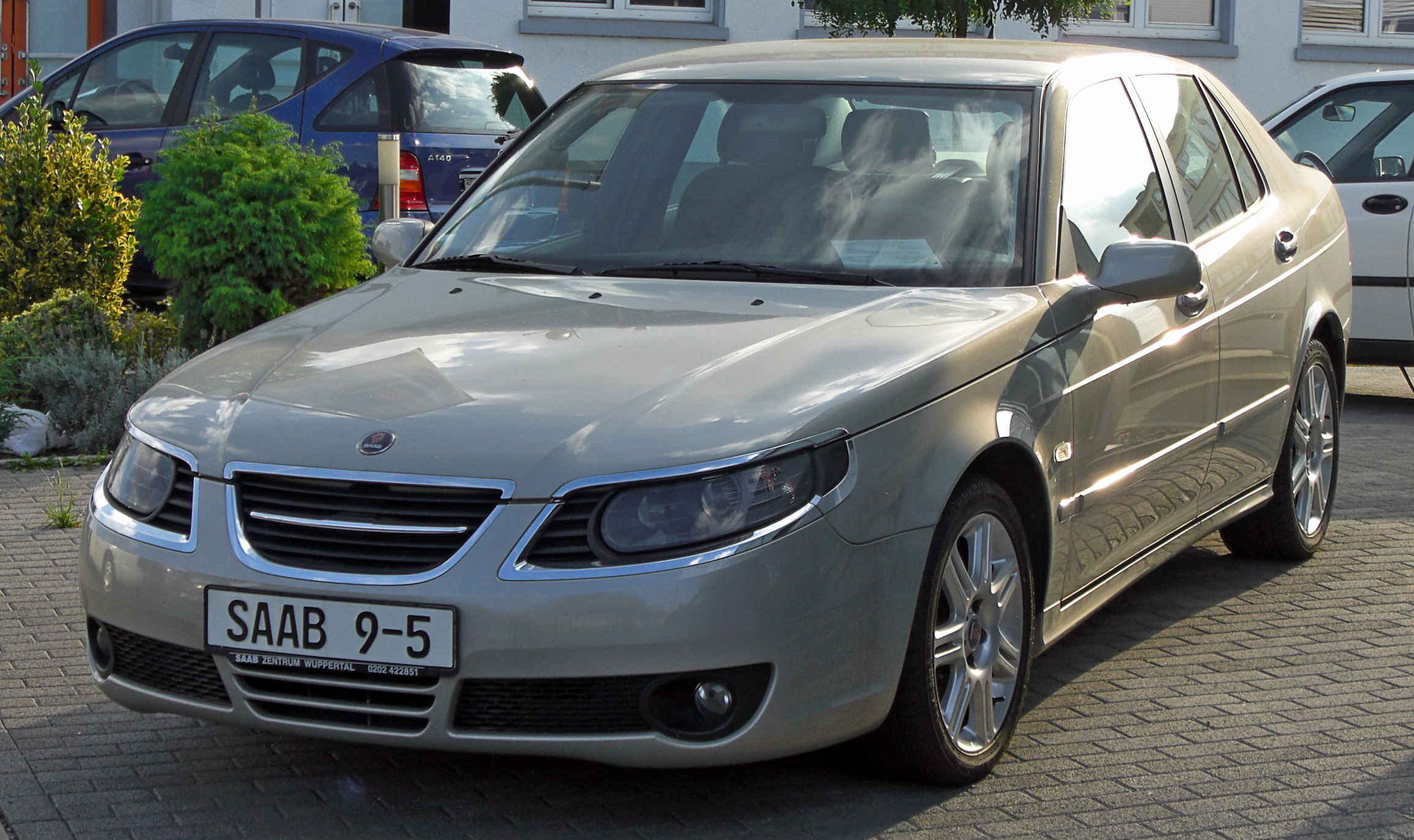 Pictures of saab 9-5 #14