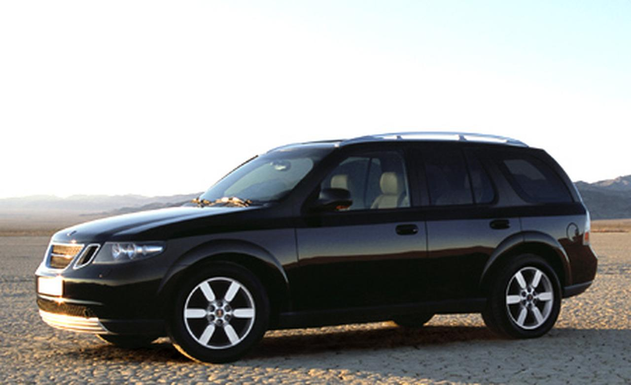 Pictures of saab 9-7x #8