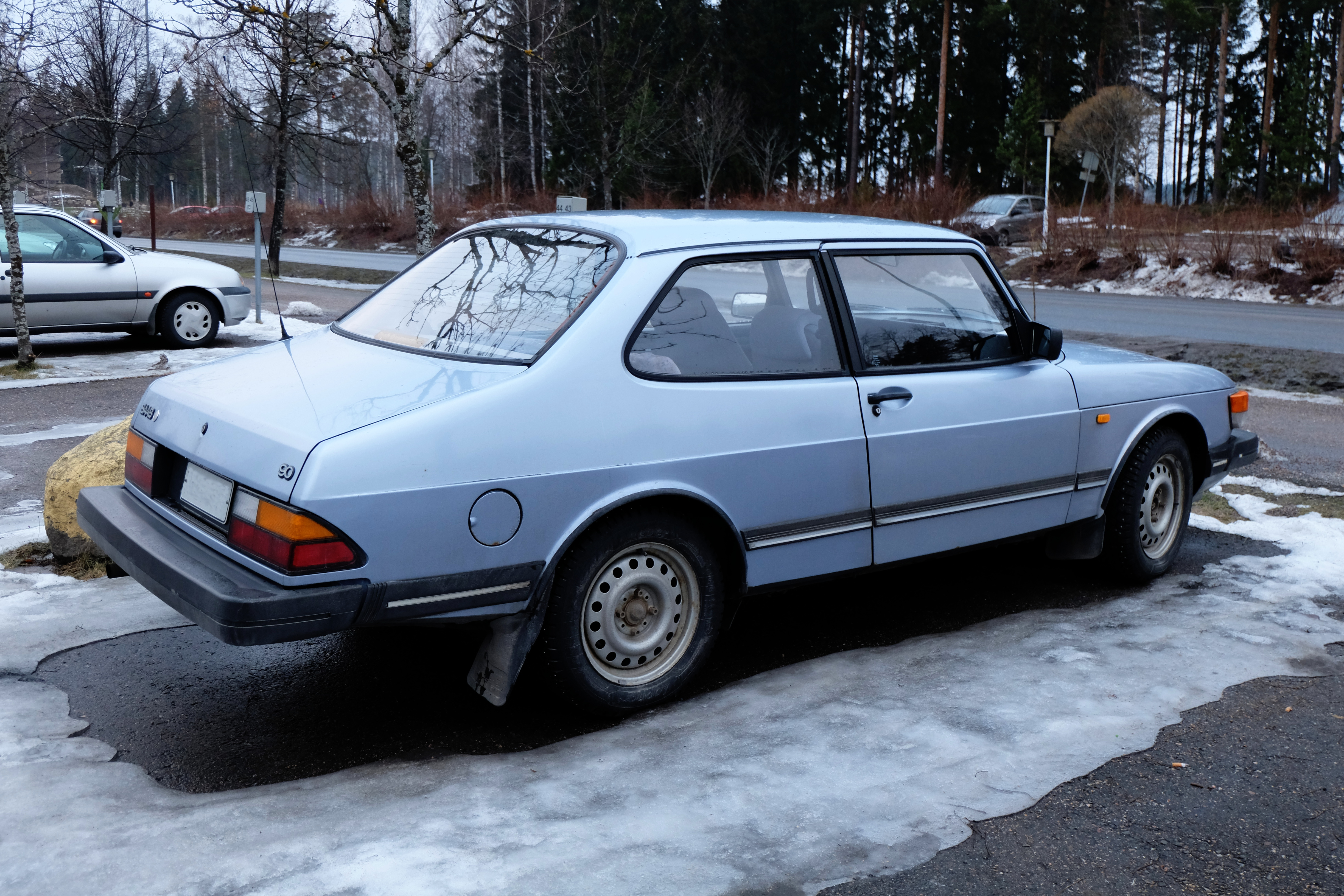 Pictures of saab 90 #6