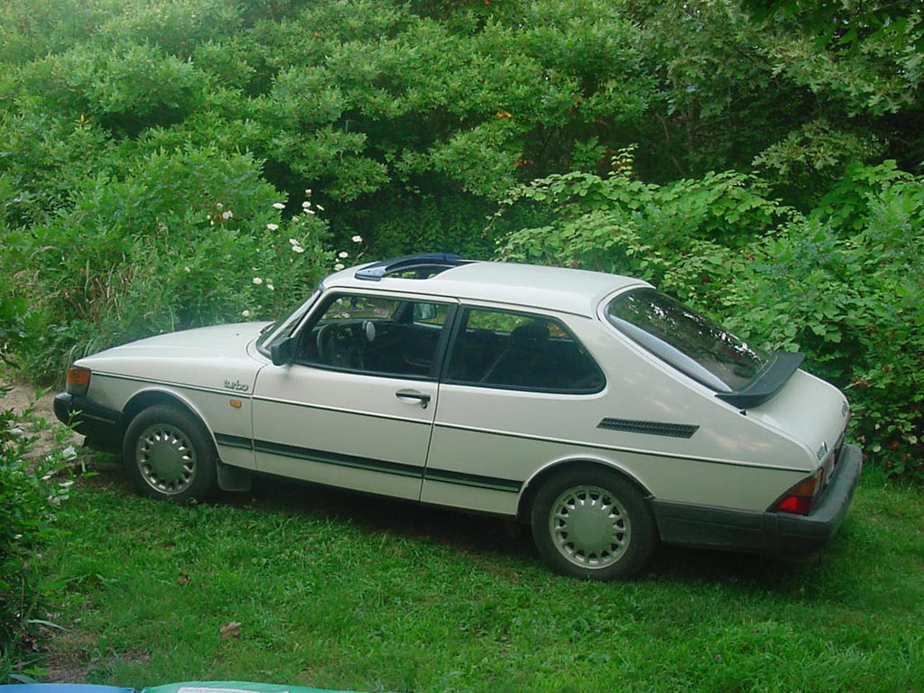 Pictures of saab 900 i 1992