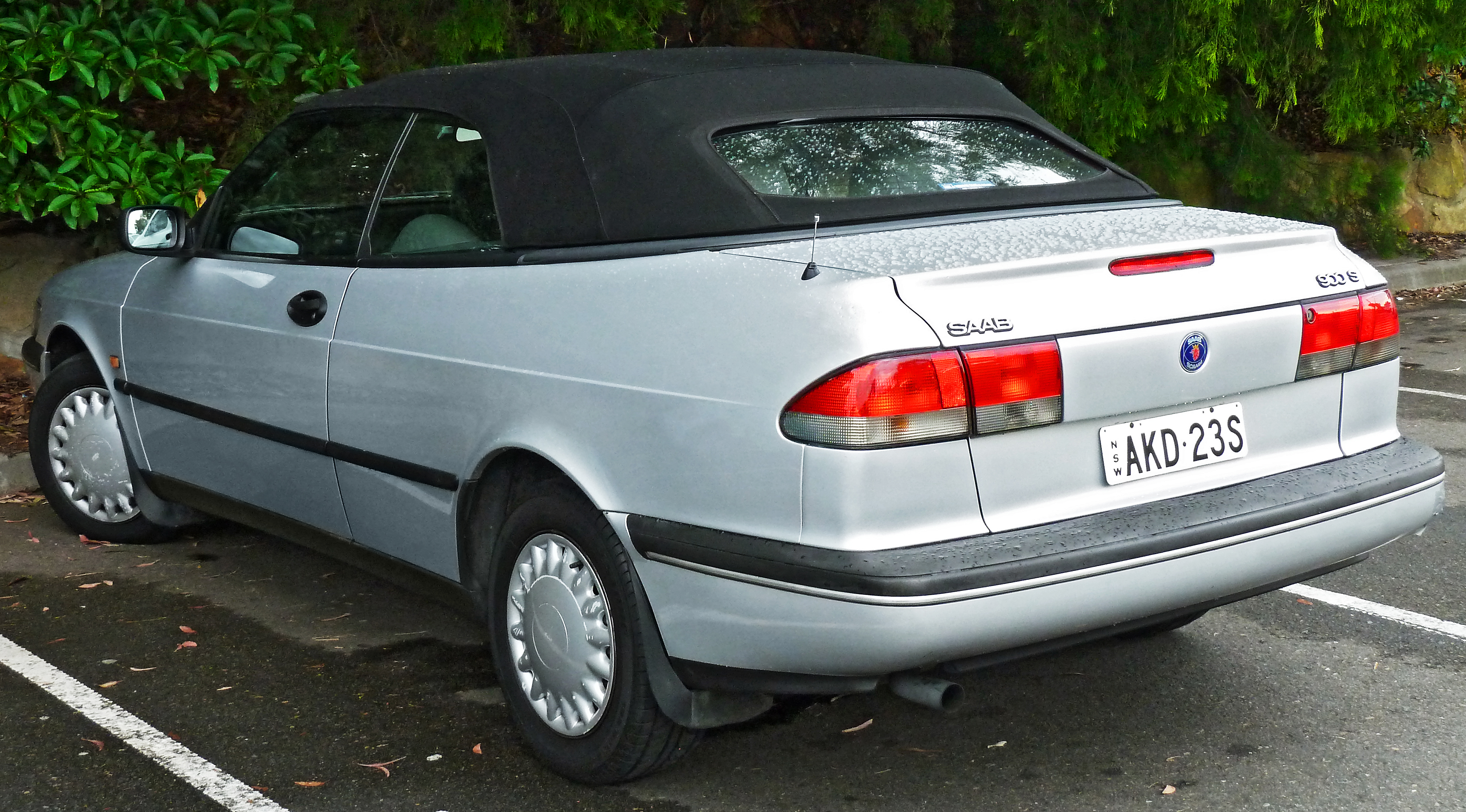 Pictures of saab 900 ii 1994