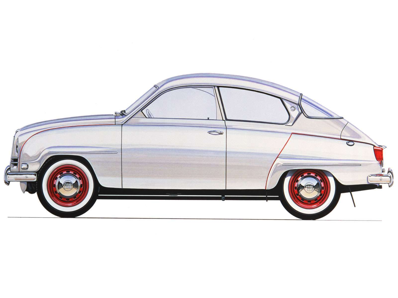 Pictures of saab 96 #7