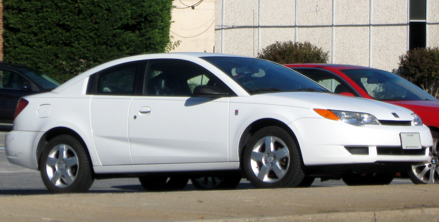 Pictures of saturn ion quad coupe 2005 #14