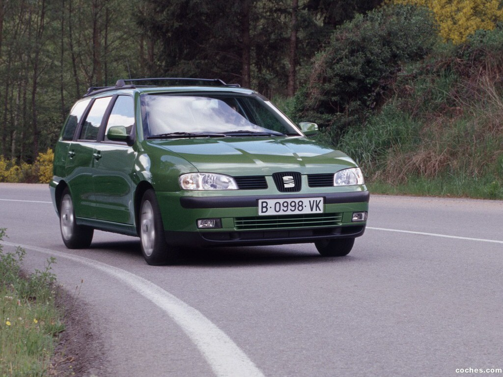 Pictures of seat cordoba 1993
