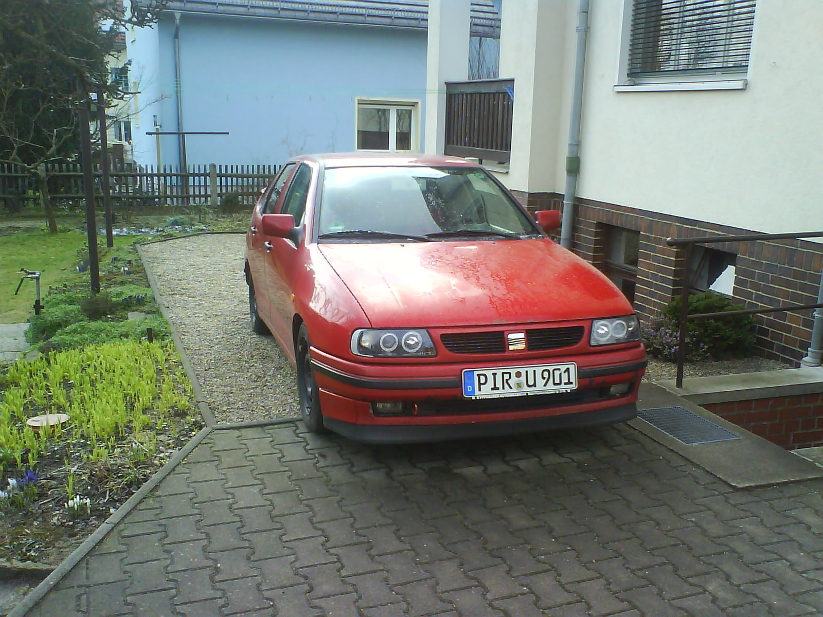 Pictures of seat cordoba 1994