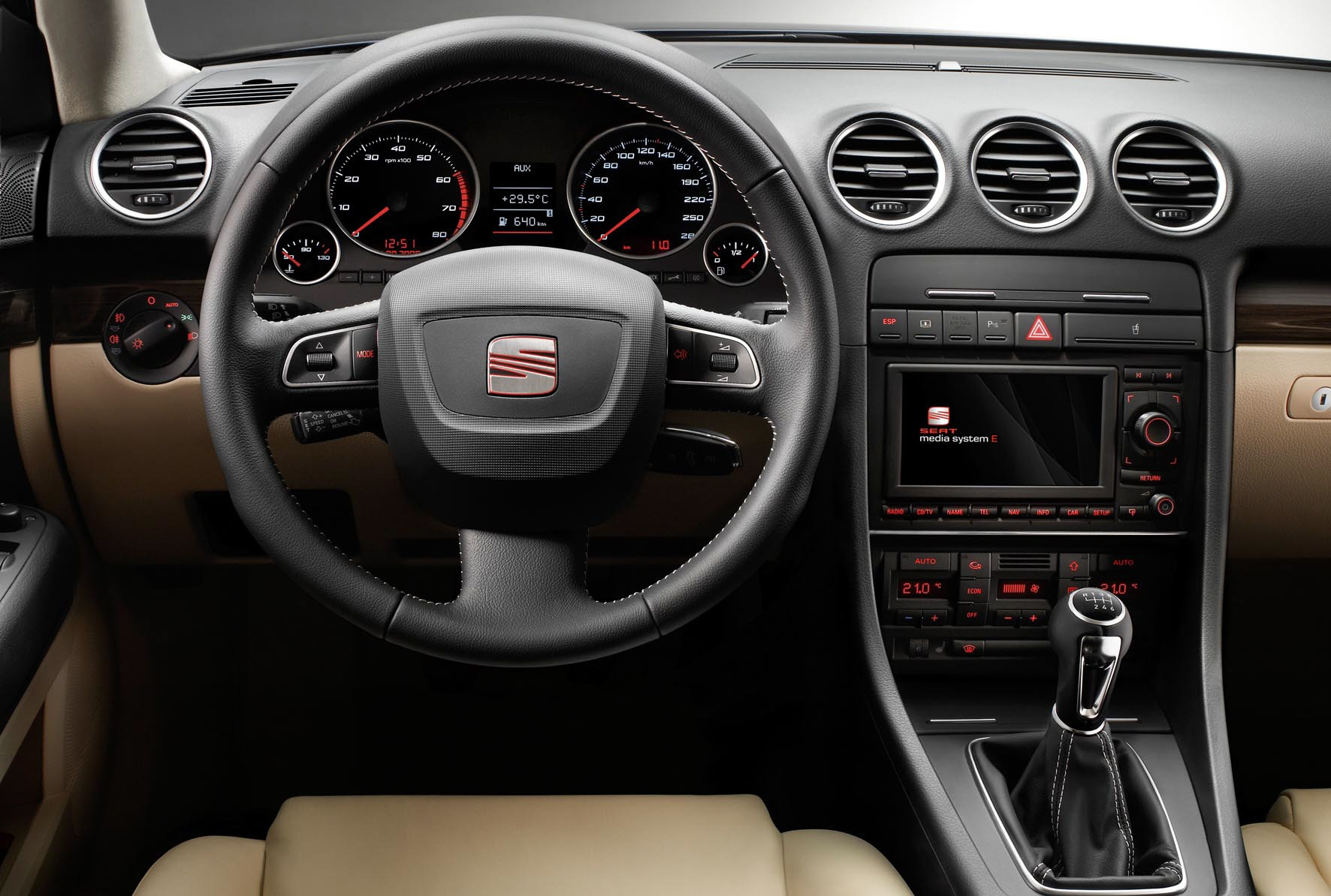 Pictures of seat exeo 2011