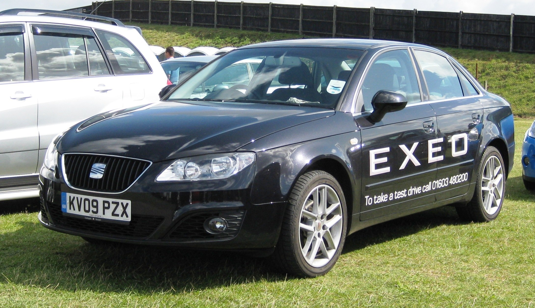 Pictures of seat exeo