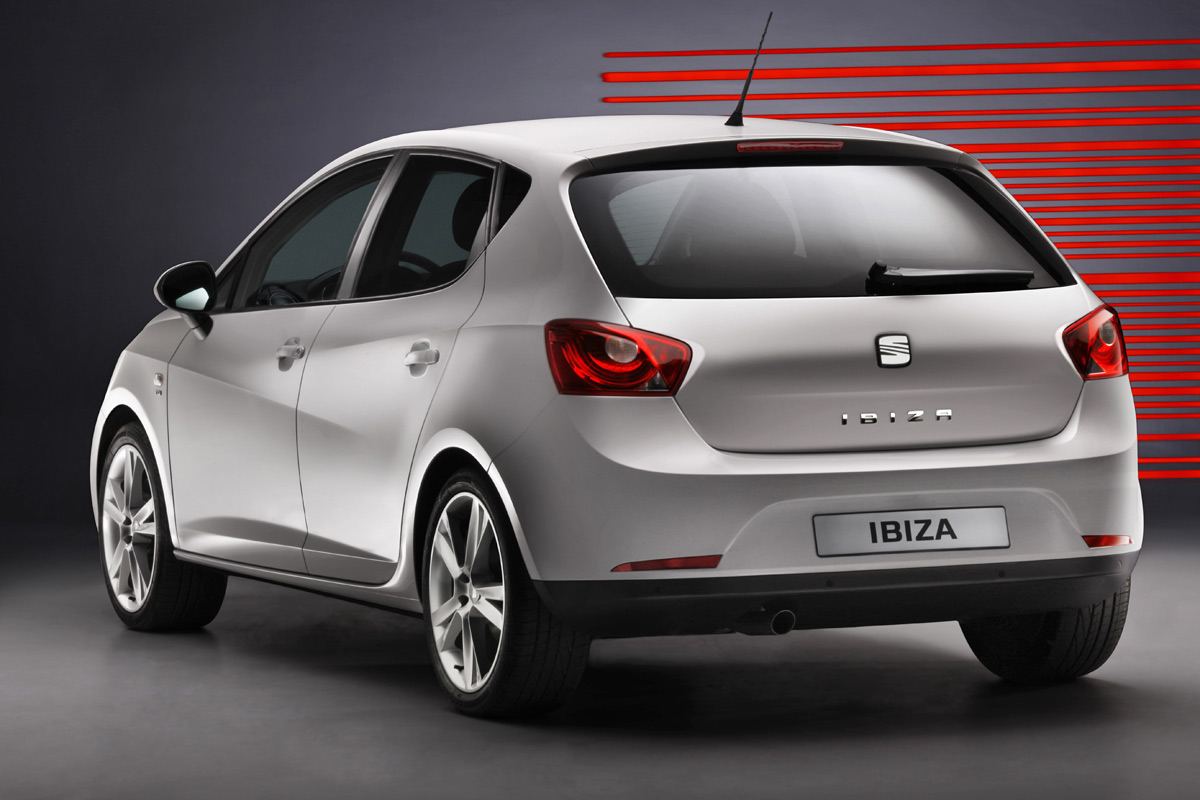 Pictures of seat ibiza