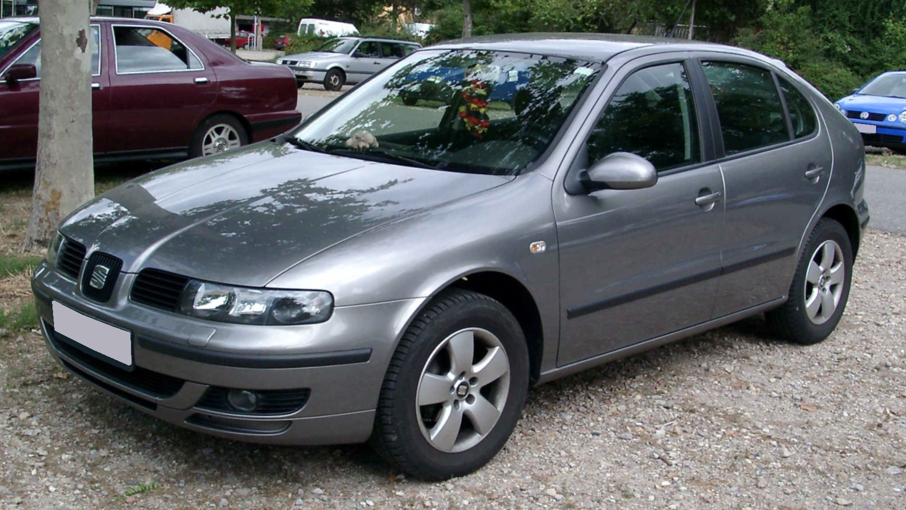 2003 seat leon 1m pictures information and specs auto. Black Bedroom Furniture Sets. Home Design Ideas