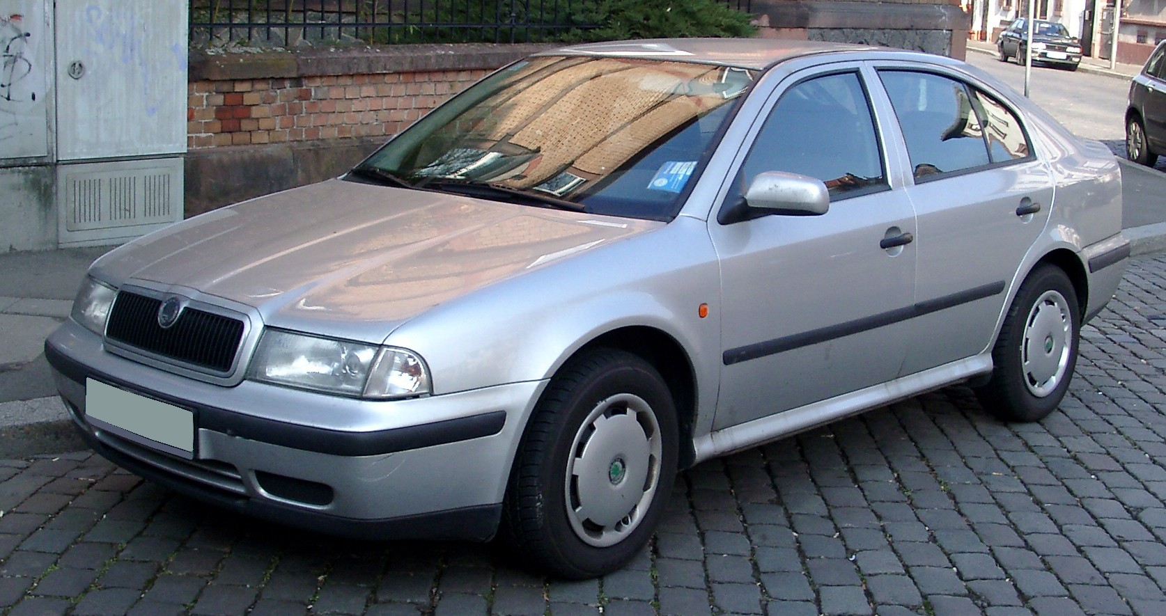 Pictures of skoda octavia (1u) 1996 #3