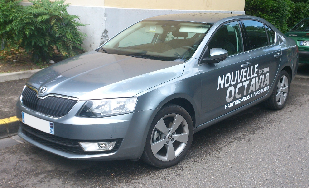 Pictures of skoda octavia iii 2013 #14